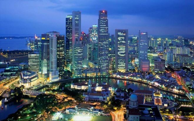 Davčna oaza - Singapur