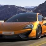 McLaren je s svojim najmanjšim modelom 570S Coupé vstopil v razred športnih vozil.