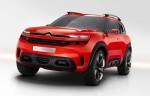Konceptni SUV Citroën Aircross