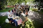 Pomlad in poletje sta idealna za Dan restavracij.