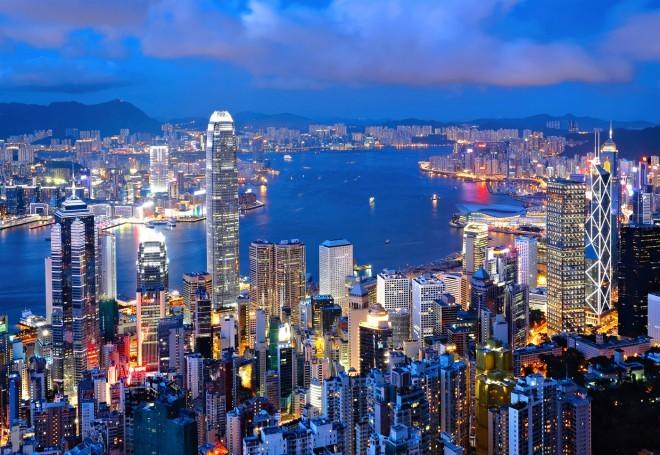 Davčna oaza - Hong Kong