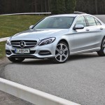 Mercedes-Benz C250 CDI 4matic
