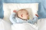 Način, ki v 40 sekundah uspava dojenčka.