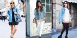 Modna inspiracija: Jeans jakna
