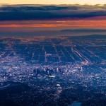 Los Angeles iz zraka