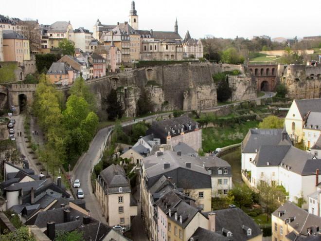 Davčna oaza - Luksemburg