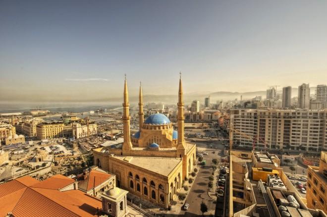 Davčna oaza - Libanon