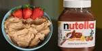 Štirje novi načini uživanja Nutelle.
