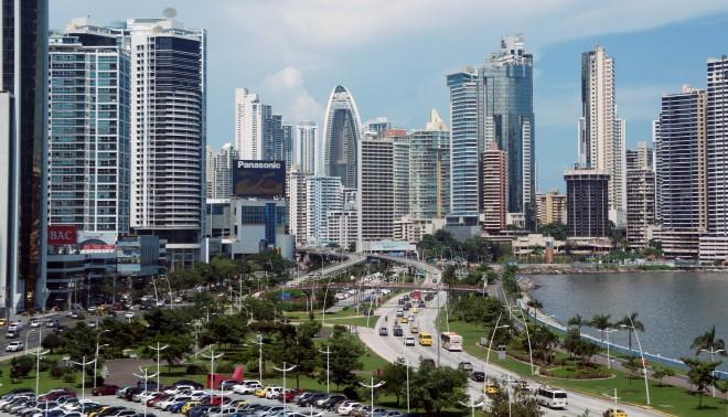 Davčna oaza - Panama