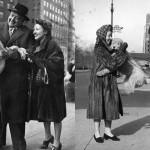 Slavni in njihovi ljubljenčki na ulicah New Yorka