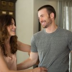Playing it Cool s Chrisom Evansom in Michelle Monaghan.