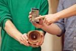 Trobla - lesen zvočnik za pametne telefone