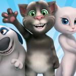Ustvarjalci za govorečim mačkom Tomom mladim talentom ponujajo priložnost, da se izkažejo.