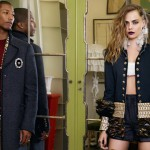 Chanel / Karl Lagerfeld  / Cara Delevingne & Pharrell Williams