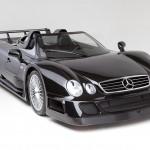 Mercedes CLK GTR Roadster gre na avkcijo.