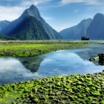 Milford Sound, South Island, Nova Zelandija