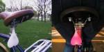 Kolesarska lučka Bike Balls