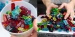 Užitne Lego kocke