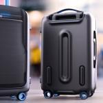 Samsung in Samsonite s prtljago, ki se na letališču prijavi kar sama.