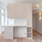 Prenovljeno mikro stanovanje
