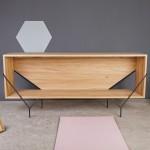 Geometrijsko pohištvo Y