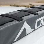 Otium SoftRack je prenosni strešni prtljažnik, ki se prileže na streho vsakega avtomobila.