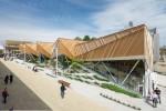 EXPO 2015: Slovenski paviljon - Sono arhitekti