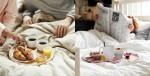 Ikein zajtrk v postelji