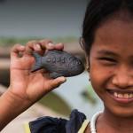 Prehranski dodatek z železom - ribica Lucky Iron Fish