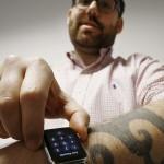 Apple Watch ima težave s tetovažami