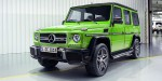 Osveženi Mercedes-Benz razred G