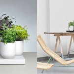 Pladenj Tableau - avtomatski  sistem zalivanja sobnih rastlin