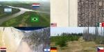 Kako izgledajo državne meje po svetu.