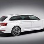 Novi Škoda Superb Combi bo naredil še dodaten kakovostni preskok gleden na predhodnika.