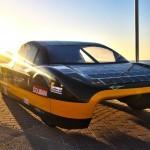 Solarni avtomobil Sunswift eVe je peti projekt praktičnega vozila ekipe Sunswift team.