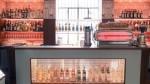 Režiser Wes Anderson je oblikoval bar Luce v Italiji