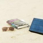 SolarTab - polnilec na sončne celice