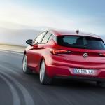 Nova Opel Astra - 2015