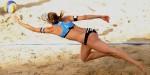 Na Kongresni trg se vrača Ljubljana Beach Volley Challenge.