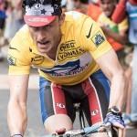 Ben Foster kot Lance Armstrong v filmu The Program.