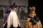 Pogled v razstavo Moda v gibanju