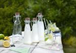 Vintage stekleničke Kilner
