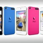 Zastavonoša nove linije predvajalnikov iPod je iPod Touch.