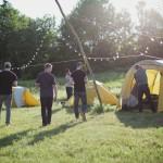 Hipcamp za taborjenje iz sanj