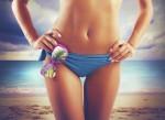 Summer bikini sunglasses