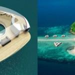 Plavajoče vile Seascape