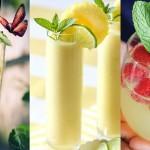 Osvežilni poletni napitki