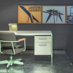 G-Star x Vitra pisarniško pohištvo