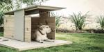 Pasja hiška Puphause ima vse, kar vaš štirinogi kosmatinec potrebuje.
