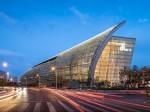 Riverside 66 - Kohn Pedersen Fox Associates (Tianjin, Kitajska)